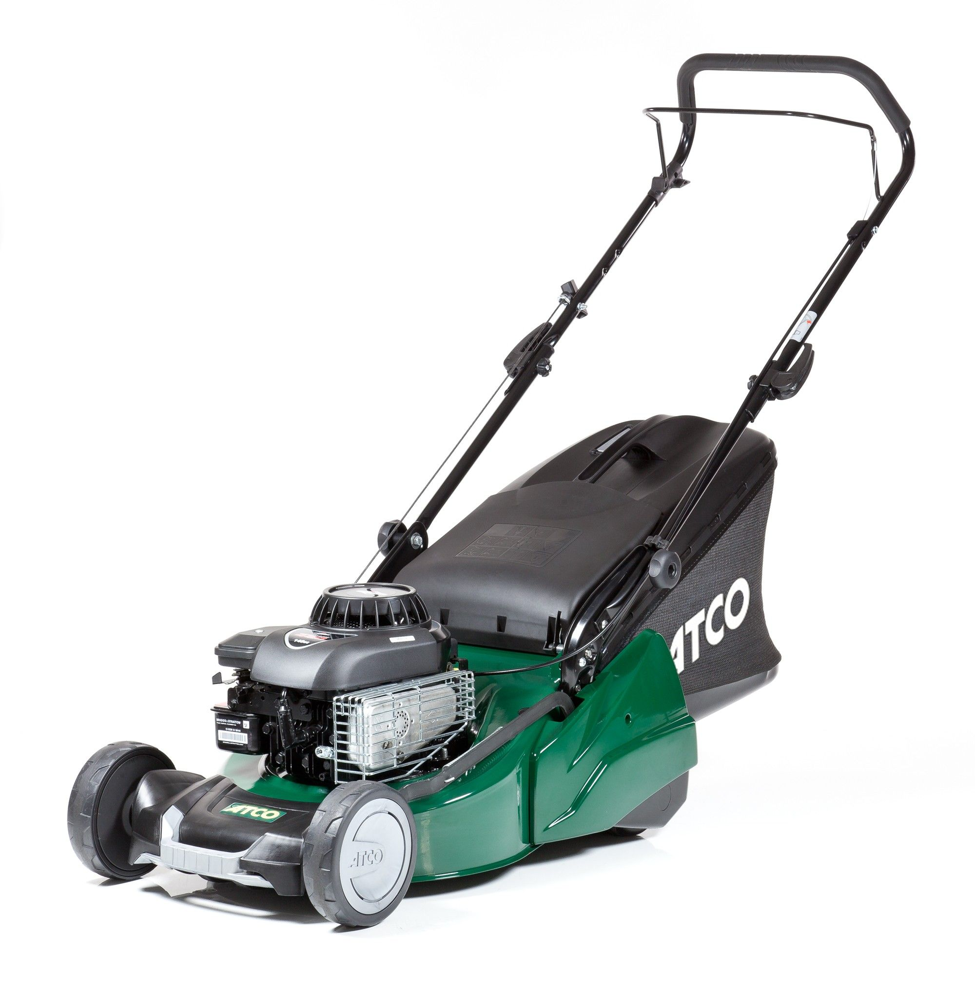 atco liner 16 petrol lawnmower. Black Bedroom Furniture Sets. Home Design Ideas