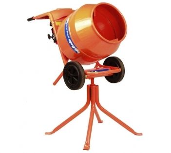 Cement Mixer Petrol powered