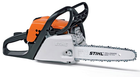 Petrol Powered Chainsaws