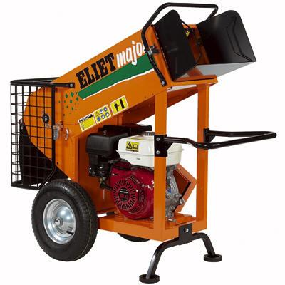Wood Chipper Shredder Petrol